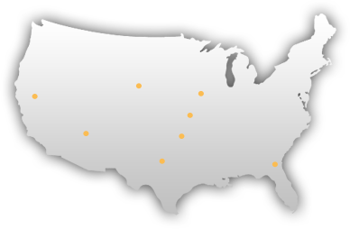 P360 HAS CLIENTS ALL OVER THE U.S